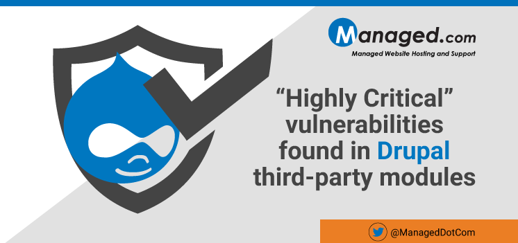 Managed.com - Drupal Security Advisory - Coder and RESTful vulnerabilities