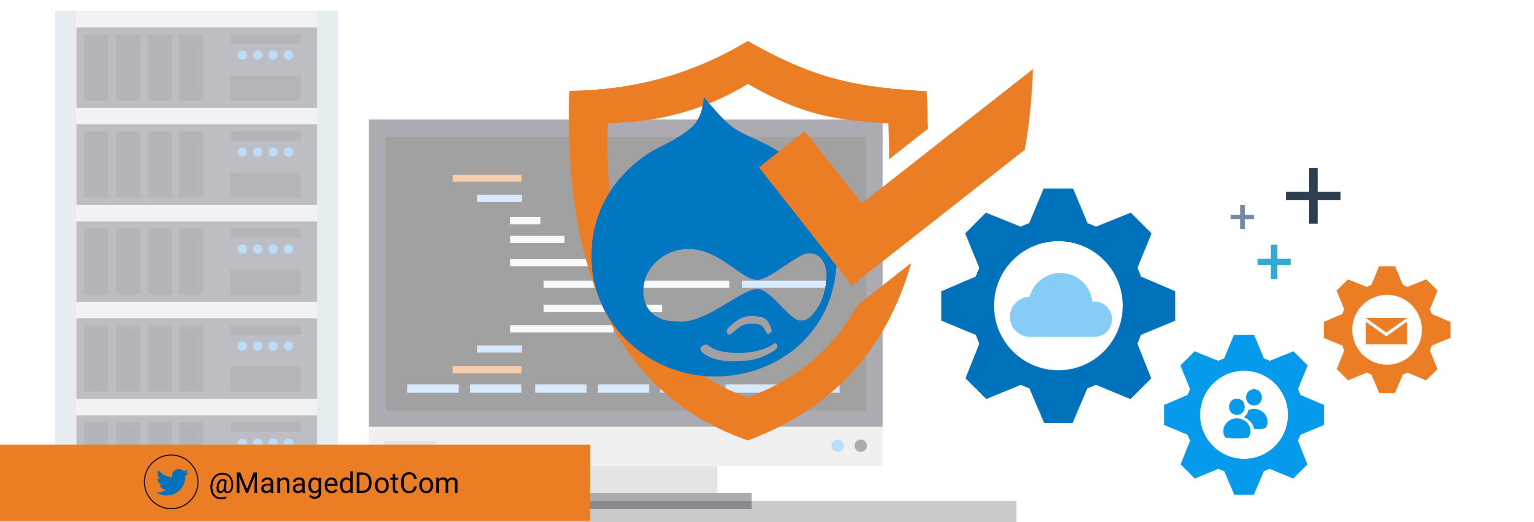 Drupal — Secure and Latest Versions - 1  Frontline